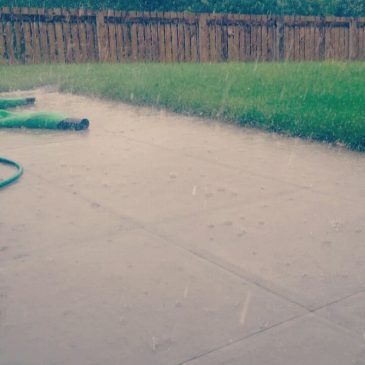 Rain storm after lunch #cornwall #constantinebay #heatwave