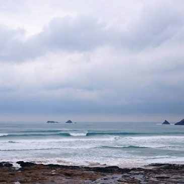 Thursday morning memo – surf is off shore and looking good