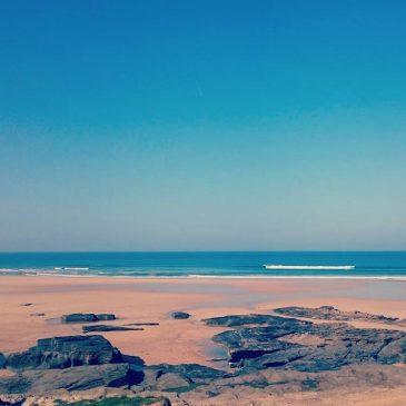 Again again  #constantinebay #surfschool #trevosehead