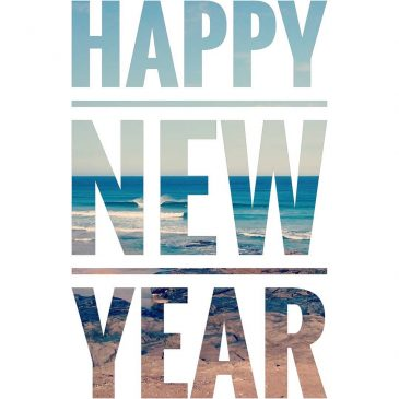 Happy new year  And have a great 2018 🌊 🏄 ☀