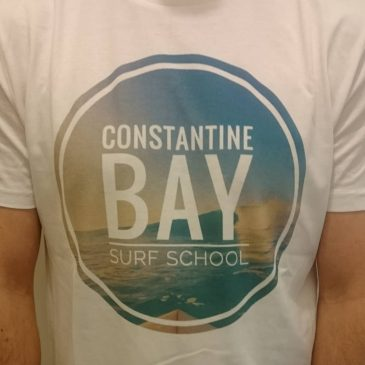 New #constantinebay #surfschool #t-shirts coming soon.