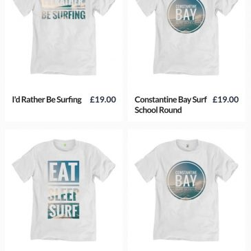 Get free UK shipping with any order this weekend at constantinebaysurfschool.teemill.com
