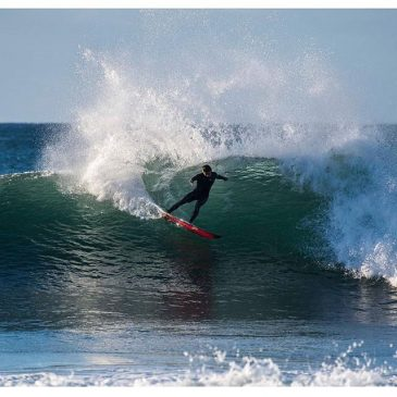The commonwealth games is over, so begins the count down to surfing in the 2020 Olympics. Japan – @kanoaigarashi