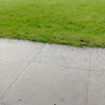 Monsoon season here in Cornwall