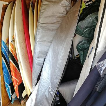"""One of the questions I get asked most by kids, """"how many surfboards do you have?"""""""