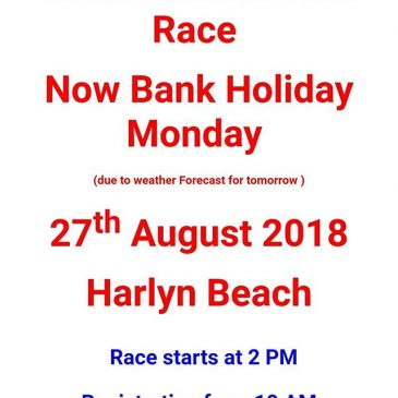 Harlyn raft race now on Monday.  @constantinesurf