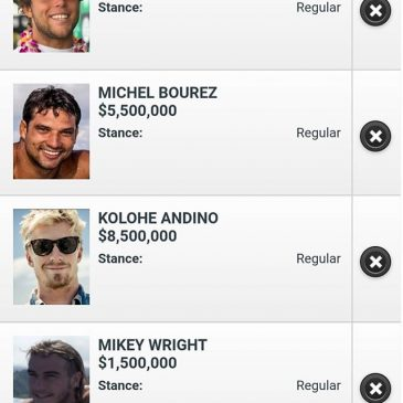 Is this right #fantasysurfer @mikeywright1 is in the #surfranch Pro?