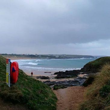 Morning surf. #surfcornwall
