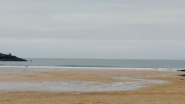 After work #surfcheck and it's starting to look OK, clean a couple of feet but a little straight
