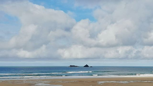 Surf check – Tuesday 19th – a few fun sized waves coming through and not to windy for a change, could be fun on a bit more tide.