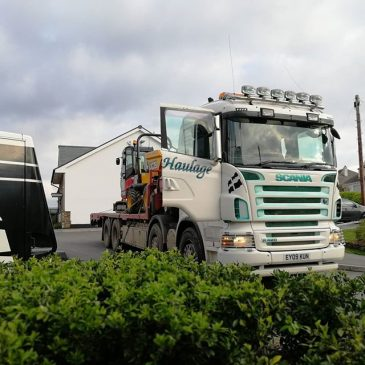 I'm just going to park this lorry out side your house blocking you in because I can't get to the million £ house by the beach.