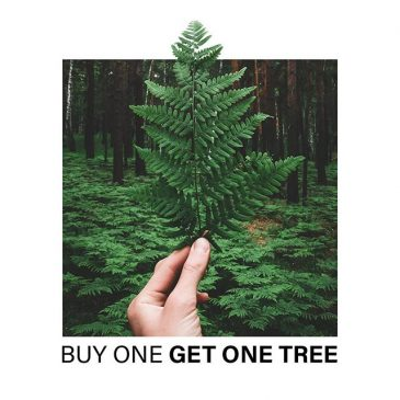 Buy One Get One Tree is now extended until midnight on Thursday 5 December. We've been stoked to see you getting involved so far. Buy one get one tree on all our surf school merch just visit our website.