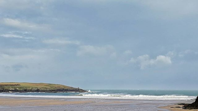 Monday mornings aint so bad. In Cornwall anyway.