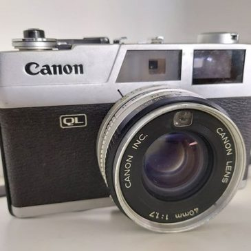 This ones a real shame, a great little #rangefinder and amazing travel camera.
